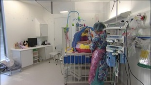 The Bubble Unit at Newcastle's RVI