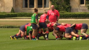 Tomorrow, England's women kick of their Rugby World Cup campaign against Spain.