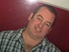 Police are appealing for help to trace Ricky Grant.
