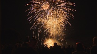 The British Firework Championships returns to Plymouth this week.