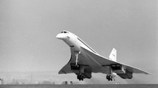 It has been 50 years since sonic boom tests for Concorde took place over Bristol.