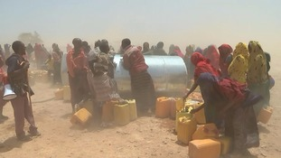 Somaliland: International aid arrives just in time - but the hunger crisis is far from over