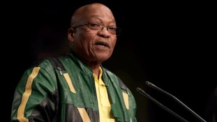 Jacob Zuma: South Africa president survives no confidence vote