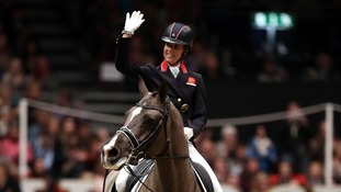 More success for Gloucestershire's Dujardin