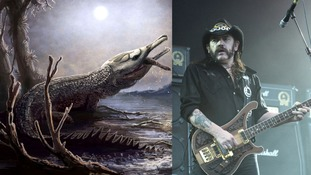 Doppelgangers: Lemmysuchus and its namesake