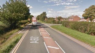A631 Gainsborough Road