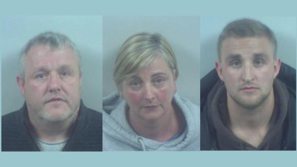 Family jailed for £1.4 million gold fraud in Kent