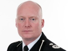 Essex Deputy Chief Constable Matthew Horne