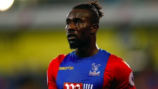 Crystal Palace defender Pape Souare close to return after car crash