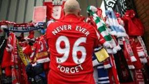 Hillsborough Disaster tribute