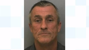 62-year-old Robert Stevens is wanted on recall to prison.