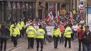 EDL march 2016