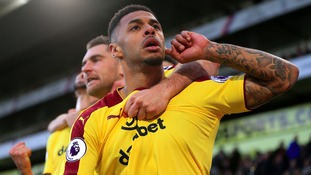 Watford confirm club record deal for Burnley striker Andre Gray