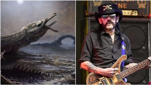 Ferocious prehistoric crocodile named in honour of Motorhead frontman Lemmy