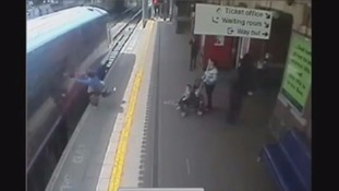 Train drag