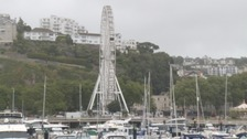 Torquay has become one of the top places for staycations.