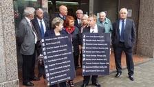 Birmingham pub bombings campaigners