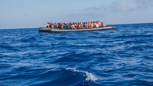 Up to 50 migrants 'deliberately drowned' by people smuggler