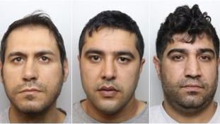 Police hunt Rotherham crystal meth trio