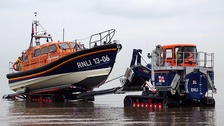 The new lifeboat is due to arrive at the end of 2018