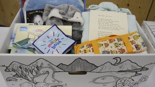 New parents in Scotland to receive baby boxes