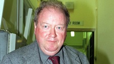 File photo of Lord McAlpine in 1998