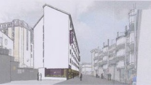 IoM could get its first Premier Inn
