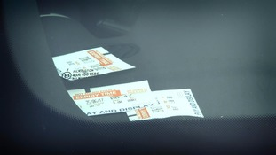Gather as much evidence as possible by taking pictures of your ticket