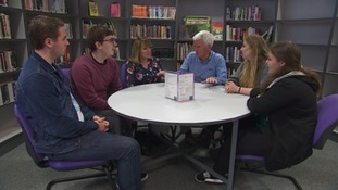 ITV News brought together a group of young people to discuss the future of Weston-super-Mare.