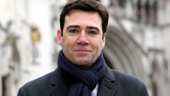 Andy Burnham Hillsborough