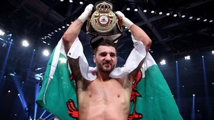 Boxer Nathan Cleverly to defend WBA title in Las Vegas