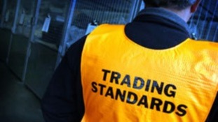 Man stands in official Trading Standards uniform