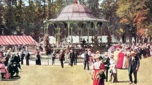130 years at the Shrewsbury Flower Show