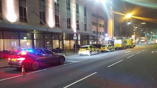 Young boy killed after being hit by car at Salford hotel