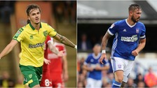Norwich City and Ipswich Town will be hoping to progress to round three.