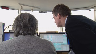Jersey Met Office forecasters
