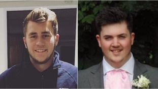 18-year-olds Zac Smith and Kye Mclean were killed when their car crashed in Suffolk.