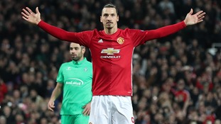 Manchester United are in talks with Ibrahimovic about signing for the second part of the season