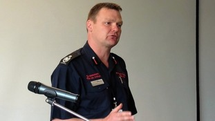 Avon Fire & Rescue appoint interim fire chief