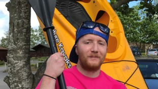 100-mile kayak challenge for man currently on 100th chemotherapy treatment
