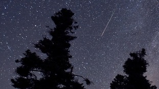 Persied meteor shower