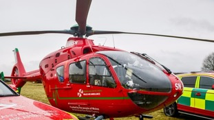 Flying medics to provide quicker access to life saving care across north Wales