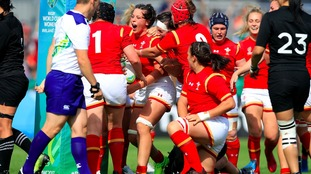 Wales women rugby