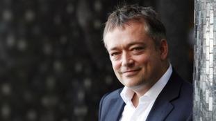 Former Newsnight editor Peter Rippon