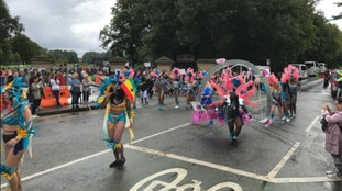 Moss Side's Caribbean Carnival gets underway