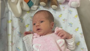 Video appeal to mother of baby found in Towyn