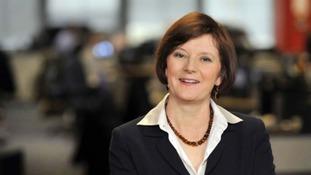 BBC director of news Helen Boaden
