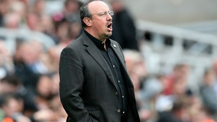Benitez: 'We cannot make excuses, so we have to be ready and try to win the games and that's it'