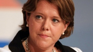 The Culture Secretary Maria Miller