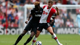Southampton held to 0-0 draw at home to Swansea City